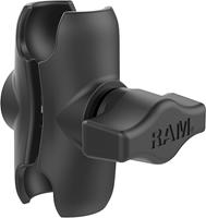 RAM Mounts RAM Double Socket Arm B Ball A Length
