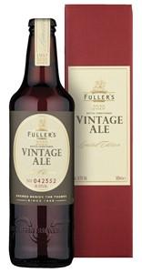 Grolsch Canada Inc / Asahi Canada Fullers Vintage Ale 500ml
