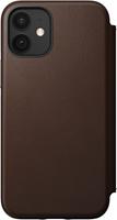 Nomad iPhone 12 Mini Rugged Leather Folio