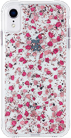 CaseMate iPhone XR Ditsy Petals Real Flower Case
