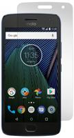 Gadgetguard Moto G5 Plus Black Ice+ Glass Screen Guard