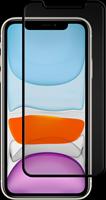 Gadgetguard iPhone 11 / XR Black Ice Cornice Flex Screen Protector