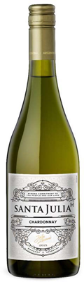 Bacchus Group Santa Julia Chardonnay 750ml
