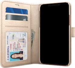 SKECH iPhone XS Max Polo Book Case