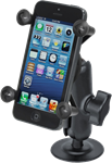 RAM Mounts Flex Adhesive Mount with X-Grip Phone Holder