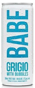 Mike's Beverage Company Babe Grigio with Bubbles 250ml