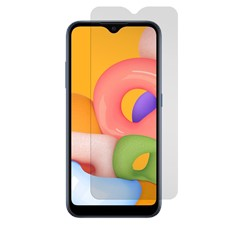 Fortress Galaxy A01 Level Focus Glass Screen Protector