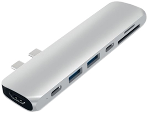Satechi Aluminum Type-C Pro Hub Adapter