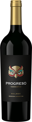 Authentic Wine & Spirits Progreso Reserva Malbec 750ml