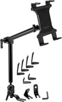 Arkon Mounts Heavy-Duty Car or Truck Seat Rail Tablet Mount