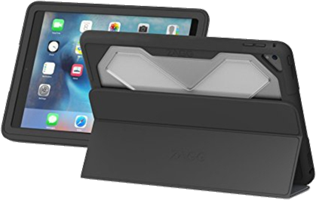 Zagg New iPad-Snap on Rugged Messenger
