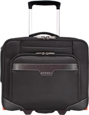 "EVERKI Journey 11-16"" Laptop Trolley Rolling Briefcase"