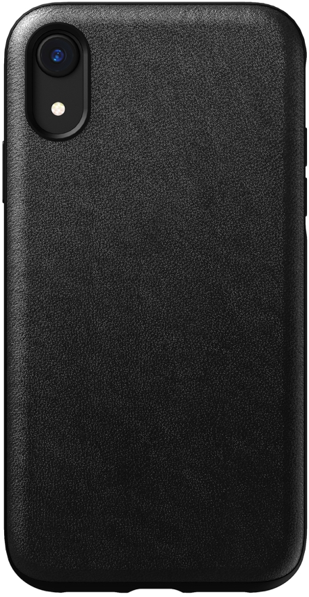 iPhone XR Rugged Leather Folio Case