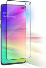 Zagg Galaxy S10+ InvisibleShield GlassFusion VisionGuard Hybrid Glass Screen Protector