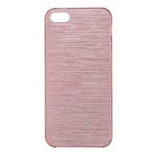 Blu Element Brushed Gel Skin for Apple iPhone 5 / 5s / SE (Rose Gold)