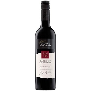Corby Spirit & Wine Wyndham Bin 444 Hunter Valley Cabernet Sauvignon 750ml