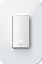 WeMo Smart Light Switch White