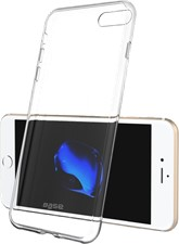 Base iPhone 7/8 Crystal Clear Slim Protective Case