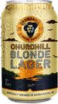 Churchill Brewing Company 6C Churchill Blonde Lager 2130ml
