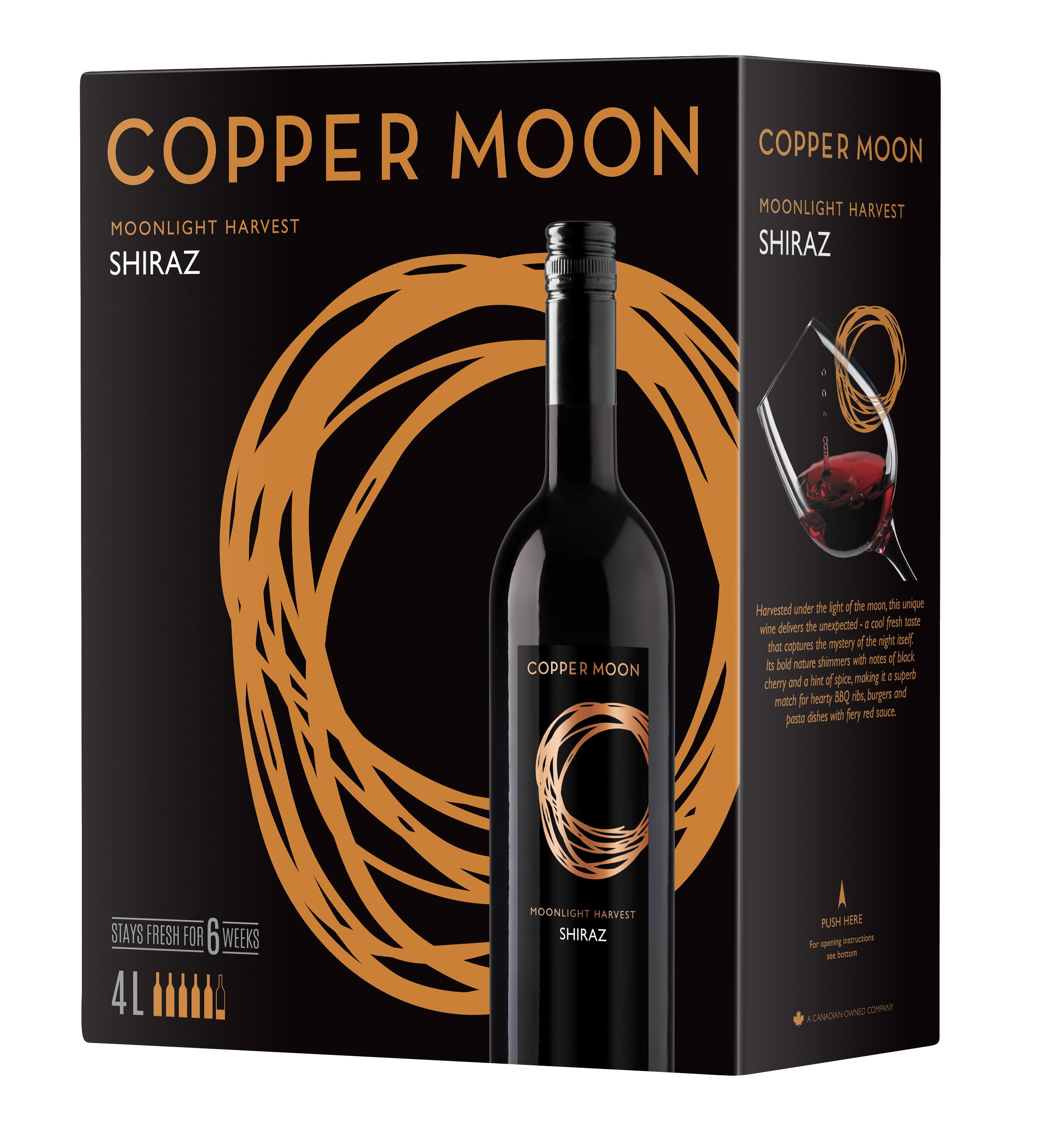 Copper Moon Shiraz 4000ml