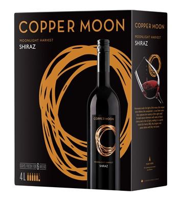 Andrew Peller Copper Moon Shiraz 4000ml