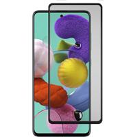 Samsung Galaxy A51 Black Ice Plus Glass Screen Protector