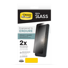 OtterBox Alpha Privacy Glass Screen Protector For Apple Iphone 12 Mini