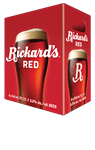Molson Breweries 6B Rickard's Red 2046ml