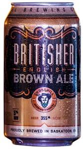 Churchill Brewing Company 6C Churchill Britisher English Brown 2130ml
