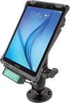 RAM Mounts Galaxy Tab E 8.0 RAM IntelliSkin Transport Bundle