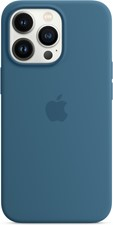 Apple - iPhone 13 Pro Max Silicone Case w/ MagSafe