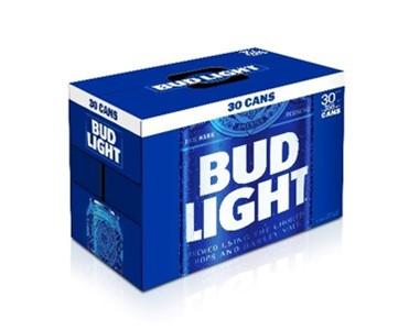 Labatt Breweries 30C Bud Light 10650ml