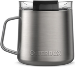 OtterBox Stainless Steel Elevation 14oz Mug w/ Closed Lid
