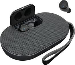 Helix BoomWireless Truly Wireless Earbuds w/Speaker Case