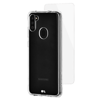 OtterBox Galaxy A10 Alpha Clear Glass Screen Protector