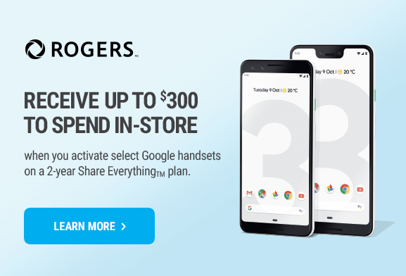 Rogers Promotions