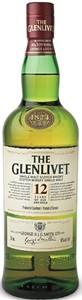 Corby Spirit & Wine The Glenlivet 12 Year Old 750ml