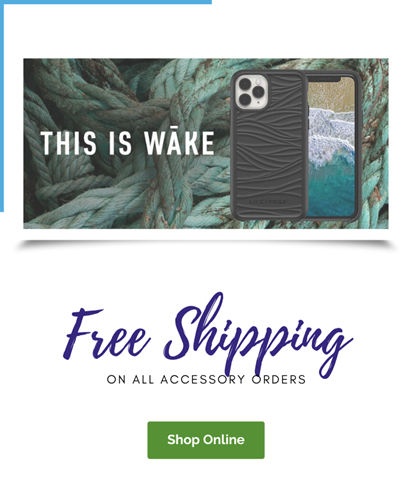 Free shipping for limited time on accessories