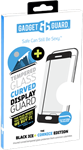 Gadget Guard Google Pixel 2 XL Black Ice Plus Cornice Curved Tempered Glass Screen Guard
