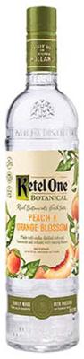 Diageo Canada Ketel One Botanicals Peach & Orange 750ml