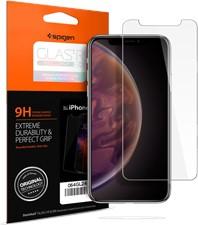 Spigen iPhone 11/XR Tempered Glass Screen Protector