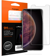 Spigen iPhone 11/XR Tempered Glass Screen Protector