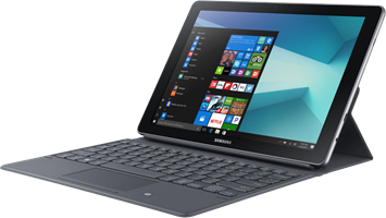 "Samsung Galaxy Book 10.6"" (Windows 10 Home)"