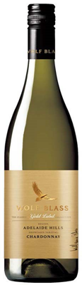 Mark Anthony Group Wolf Blass Gold Label Adelaide Chard 750ml