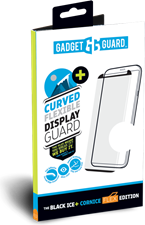 Gadget Guard Galaxy S10+ Black Ice+ Cornice Flex Edition