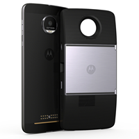 Motorola Moto Insta-Share Pocket WVGA - DLP Projector - 50 lumens