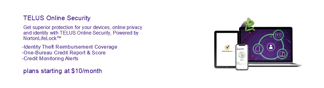 Telus Online Security
