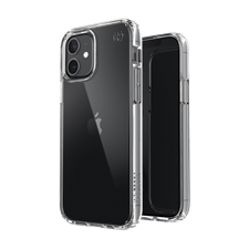 Speck Presidio Perfect Clear Cases for Apple iPhone 12/iPhone 12 Pro