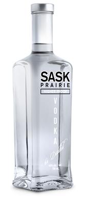 Minhas Sask Ventures Sask Prairie 6 Times Distilled Vodka 750ml