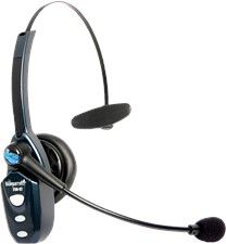 BlueParrott Blueparrott B250-XT Roadwarrior, boom style bluetooth headset